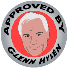 soccer player glenn hysen has approved animated comedy blog Lunki and Sika