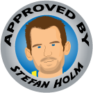 high jumper and olympic gold medalist stefan holm has approved animated comedy blog lunki and sika