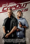 Director Kevin Smith movie Cop Out starring Bruce Willis and tracy Morgan 2010 Movie Poster