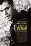 Matt Damon Green Zone movie poster