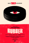 rubber horror movie poster