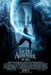 M Night Shyamalan The last airbender 3D 2010 movie poster