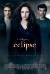 The Twilight Saga Part Three Eclipse Movie Poster with Robert Pattinson