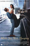 while-you-were-sleeping-sandra-bullock-movie-poster