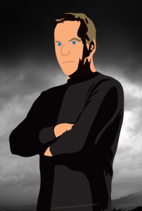 kiefer-sutherland-cartoon-animated-jack bauer 24