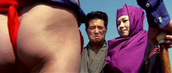 Blind Woman's Curse (1970) Original Title: Kaidan nobori ryu screen capture