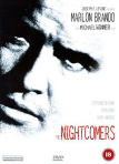 DVD cover The Nightcomers from 1971 starring Marlon Brando