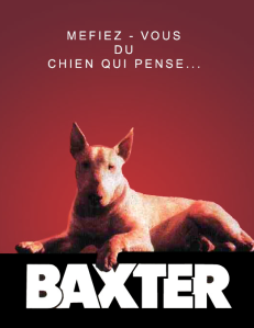 jerome boivin film baxter from 1989