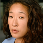 Sandra Oh as Dr Cristina Yang on Grey's Anatomy