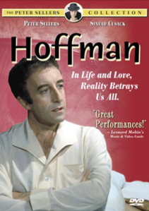 hoffman from 1971 cover starring Peter Sellers and Sinead Cusack