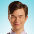Chris Colfer as Kurt in Glee