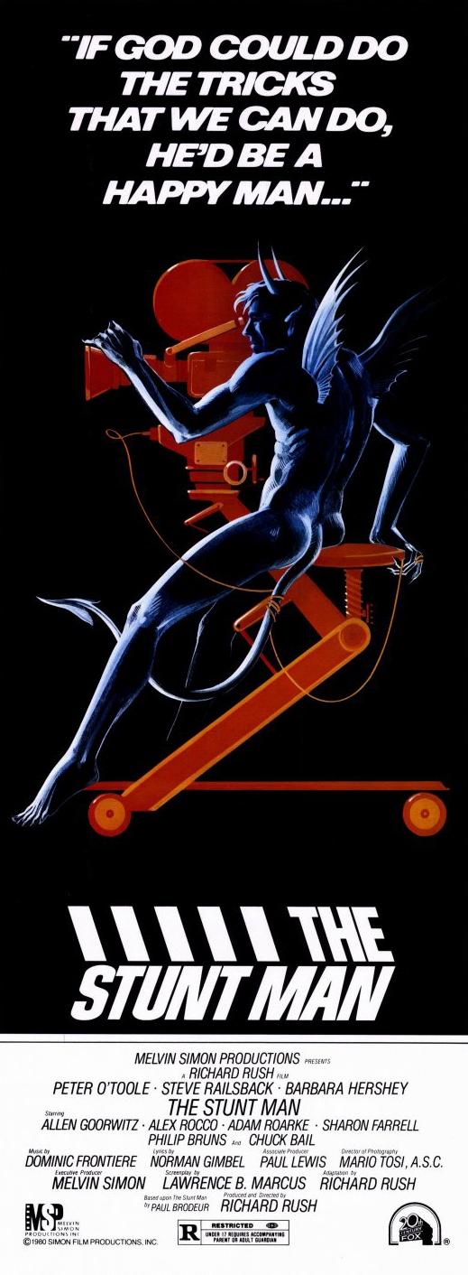 The Stunt Man (1980) Peter O\'Toole, Steve Railsback, Barbara