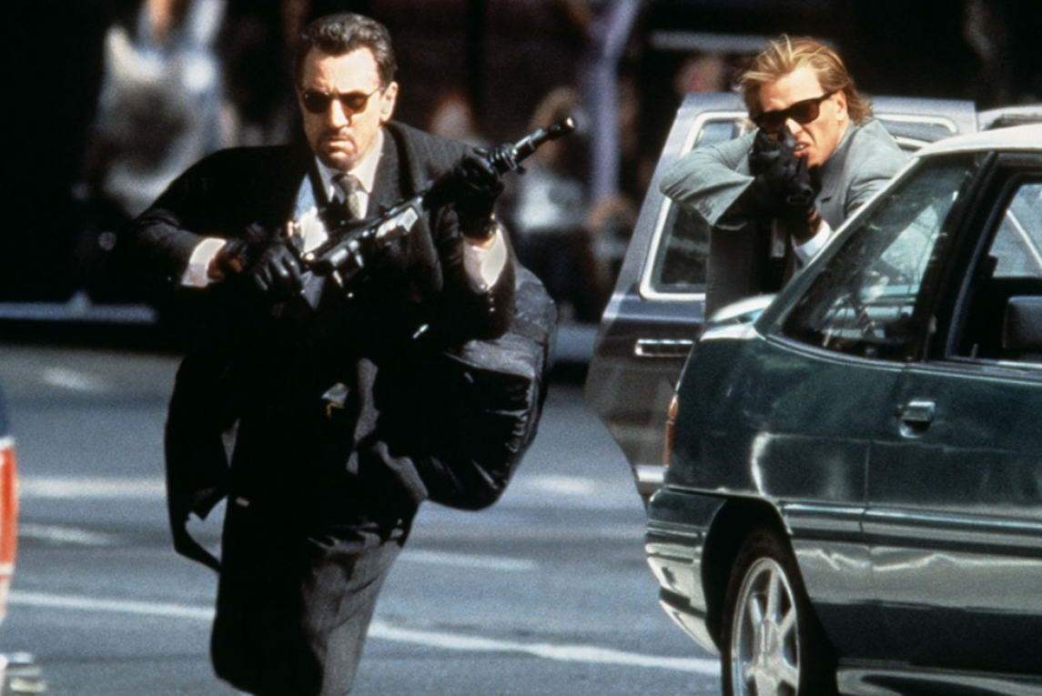 Sika's 100 Greatest Movies of All Time! 47. Heat (1995)