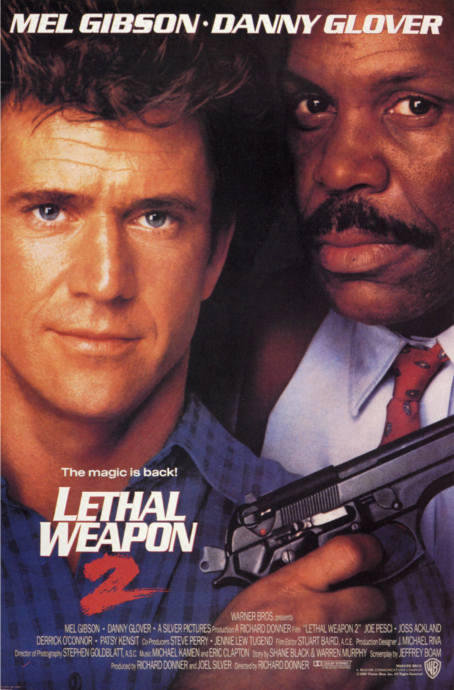 lethal weapon - photo #4