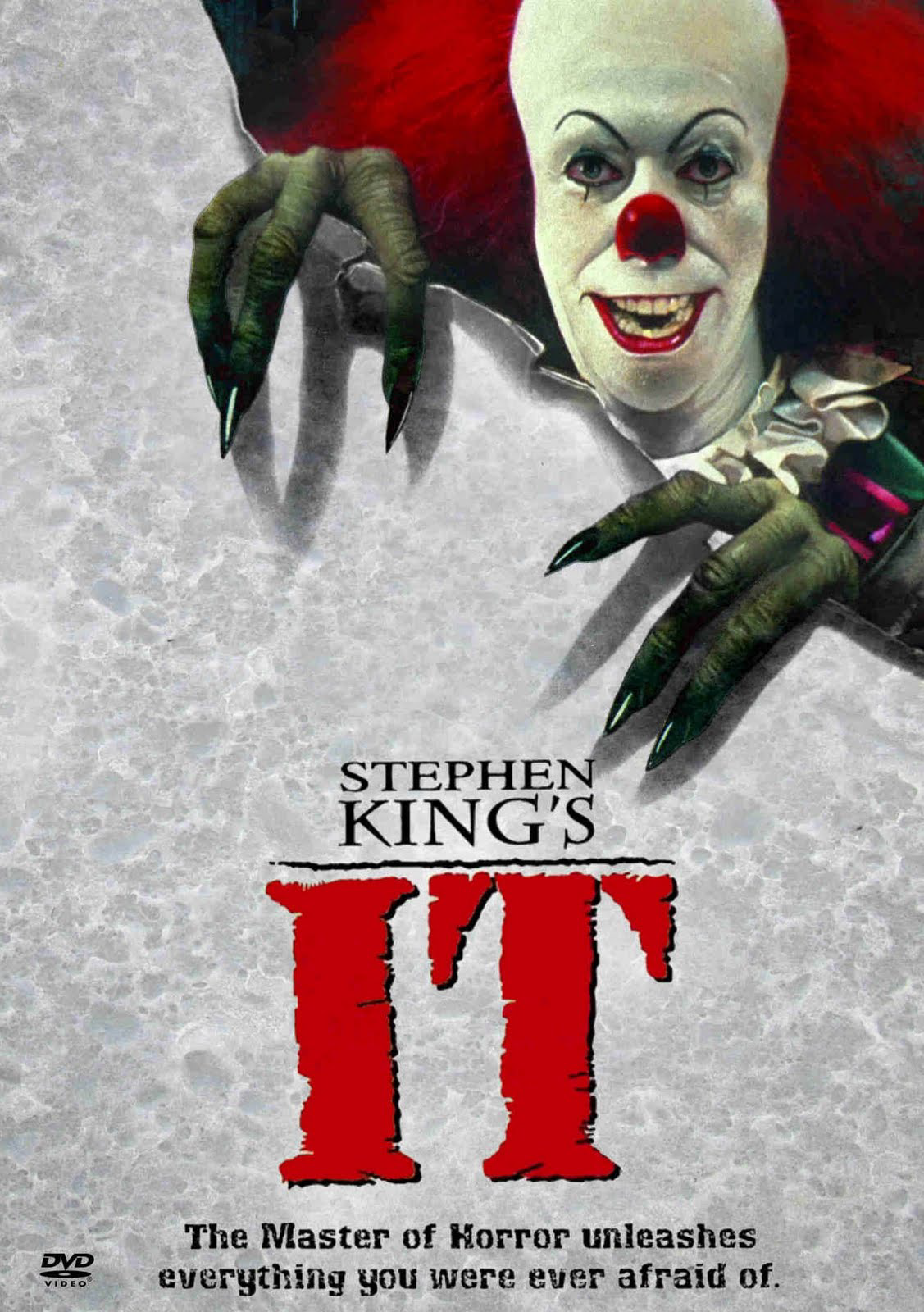 Stephen King's IT (1990) (Blu-ray Review) – Zombies Don't Run