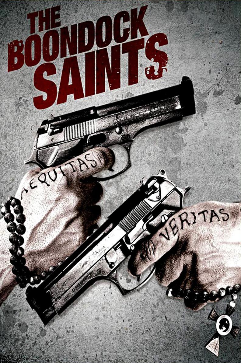 წმინდანები ბუნდოკიდან (ქართულად)  - The Boondock Saints / Святые из трущоб (1999)