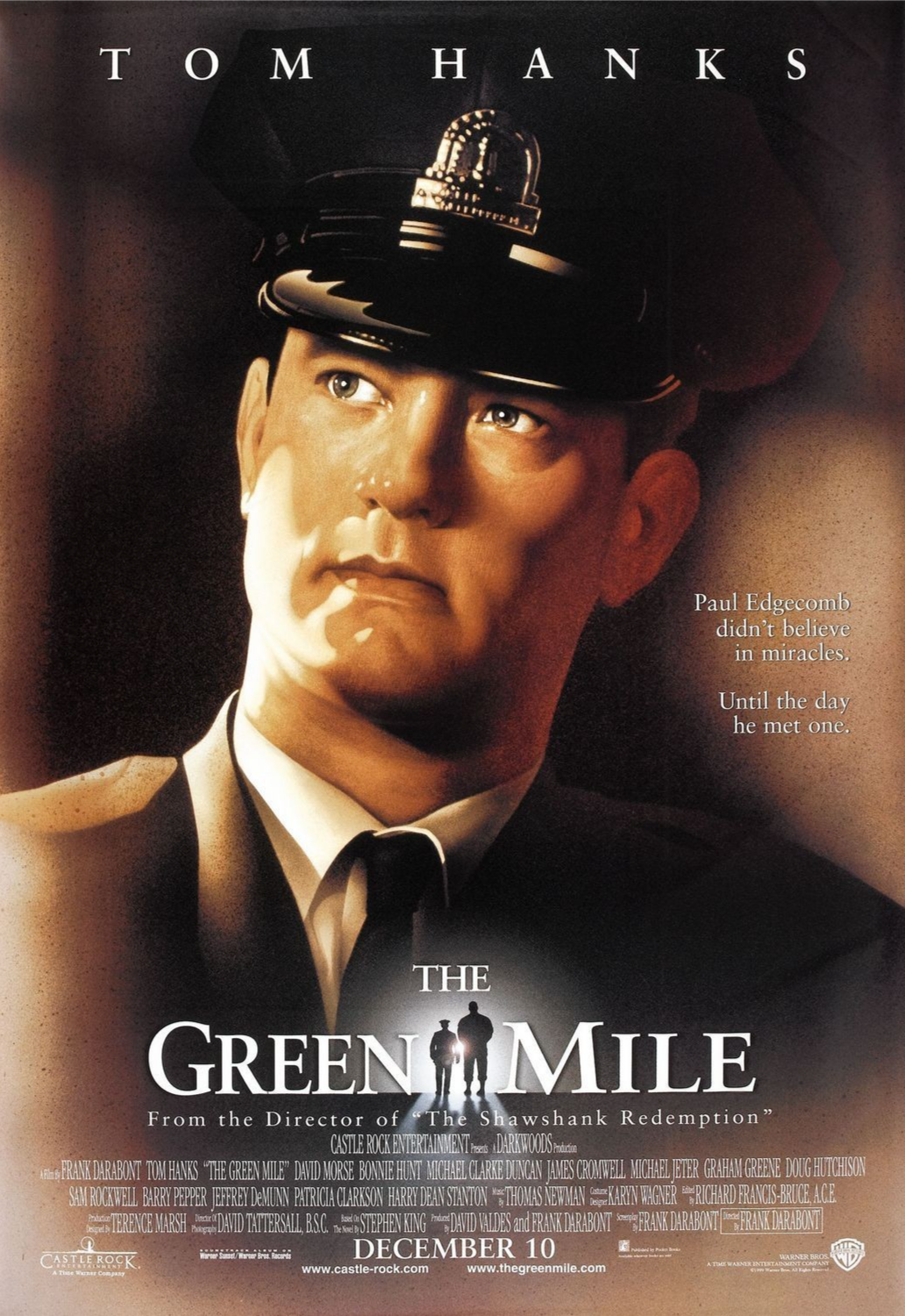 true hollywood story the shawshank redemption metafilter the green mile i always loved tom hanks