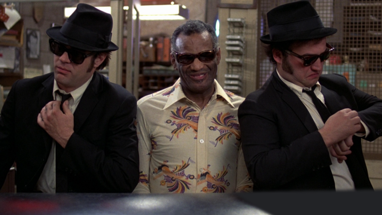 a2f28852949 Sika s 100 Greatest Movies of All Time! 10. The Blues Brothers (1980 ...