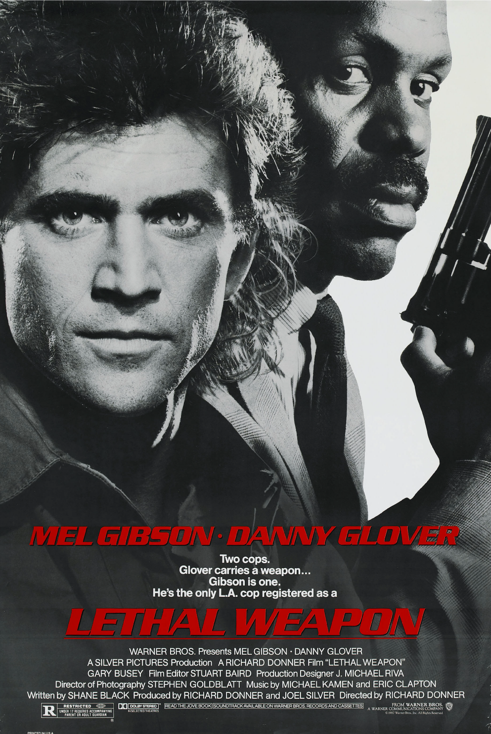 lethal weapon - photo #3