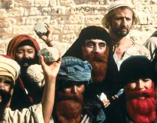 The Word Fuck Monty Python 53
