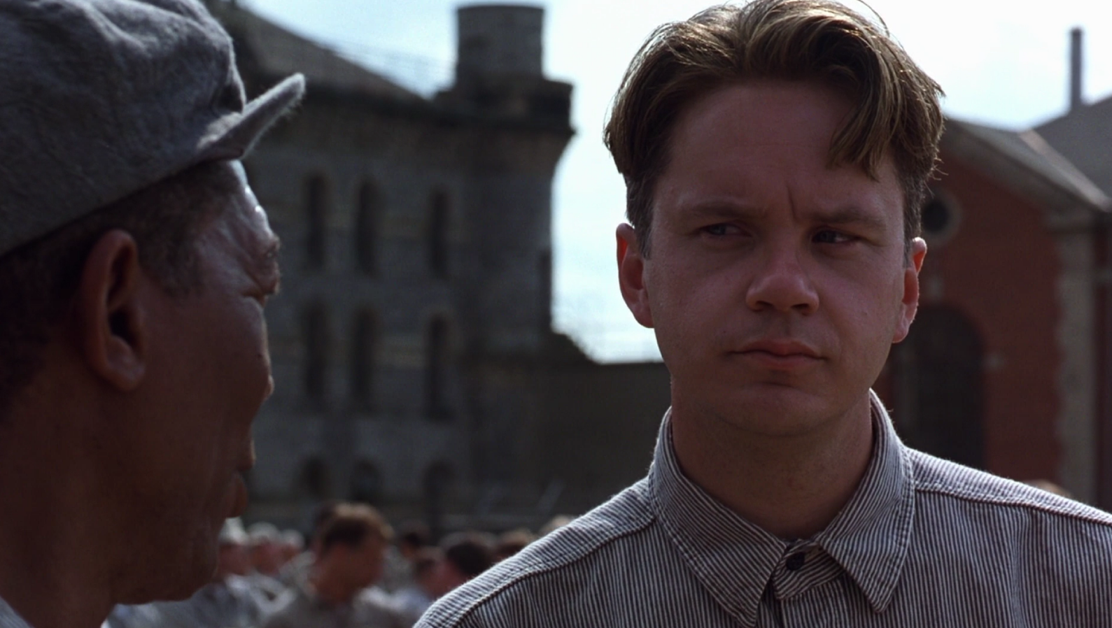 andy dufresne shawshank redemption Analysis of the shawshank redemption copyright 2000 andy box spoiler alert: the following comments discuss the ending of the movie i highly recommend.