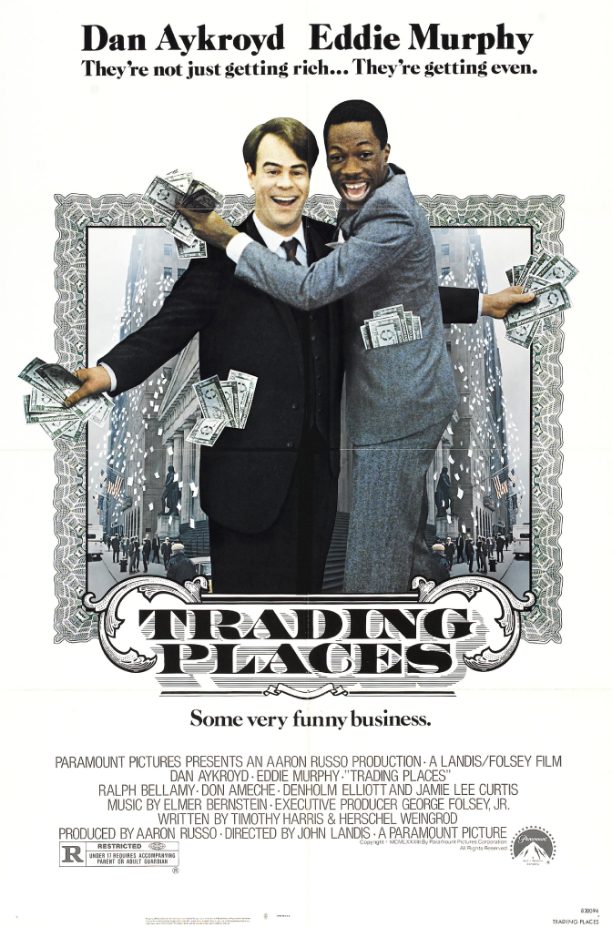 Sika's 100 Greatest Movies of All Time! 43. Trading Places ...