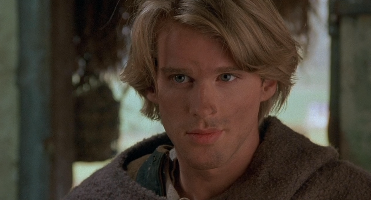 So I was watching the Princess Bride the other day ...