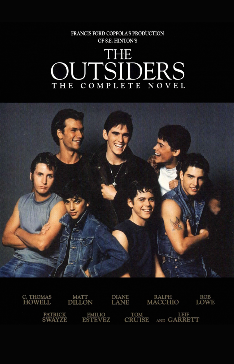 The Outsiders Book Cover Ideas : Top patrick swayze movies lunki and sika movie tv